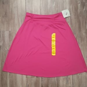 Tranquility Pink Comfort Skirt for any Activity
